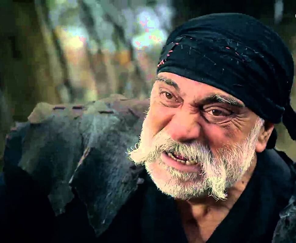 Ertugrul Ghazi Cast Season 1 to 5 | Real life names of Ertugrul Cast and crew 93 Mehmet Çevik as Deli Demir 3