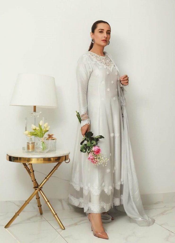 Momal Sheikh Eid Dress