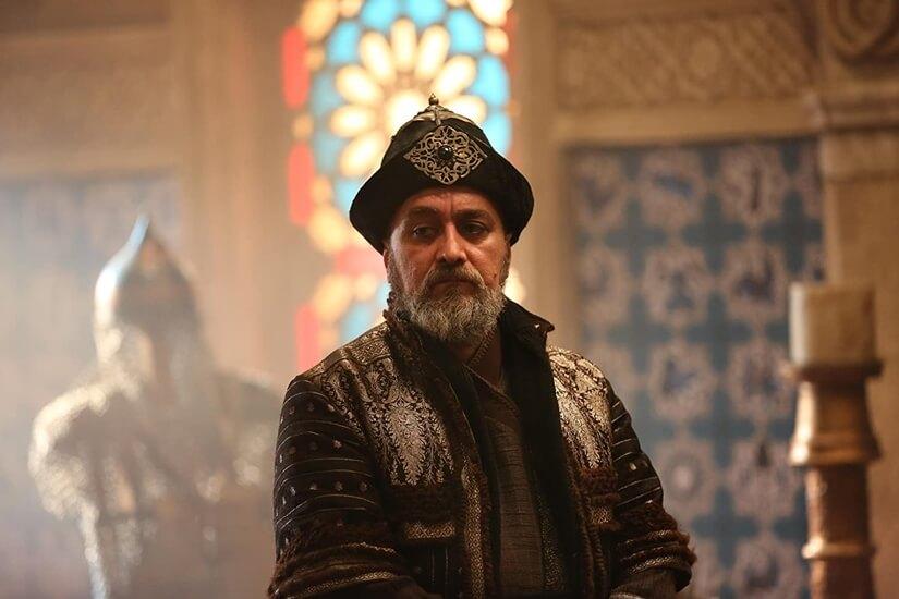 Ertugrul Ghazi Cast Season 1 to 5 | Real life names of Ertugrul Cast and crew 86 Murat Garibagaoglu as Sadeddin Köpek 1