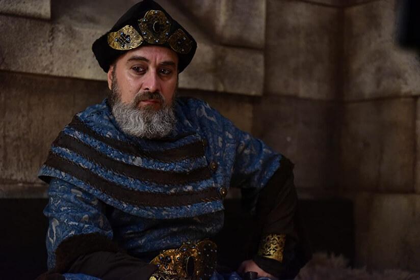 Ertugrul Ghazi Cast Season 1 to 5 | Real life names of Ertugrul Cast and crew 87 Murat Garibagaoglu as Sadeddin Köpek 2