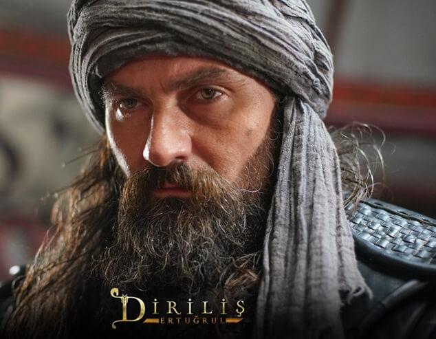 Ertugrul Ghazi Cast Season 1 to 5 | Real life names of Ertugrul Cast and crew 25 Nurettin Sönmez as Bamsi Beyrek 1 1