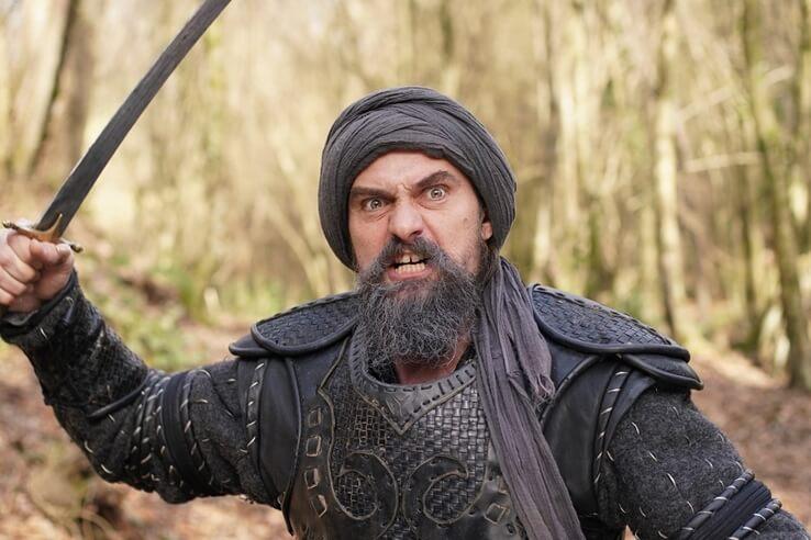 Ertugrul Ghazi Cast Season 1 to 5 | Real life names of Ertugrul Cast and crew 28 Nurettin Sönmez as Bamsi Beyrek 4 1