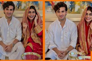 Sadaf Kanwal and Shehroz Sabzwari Nikah