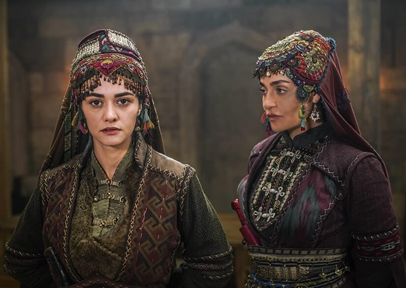 Ertugrul Ghazi Cast Season 1 to 5 | Real life names of Ertugrul Cast and crew 52 Selcan Hatun 17