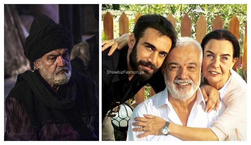 Ertugrul Ghazi Cast Season 1 to 5 | Real life names of Ertugrul Cast and crew 85 Serdar Gökhan as Süleyman Sah 1 horz