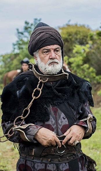 Ertugrul Ghazi Cast Season 1 to 5 | Real life names of Ertugrul Cast and crew 81 Serdar Gökhan as Süleyman Sah 2