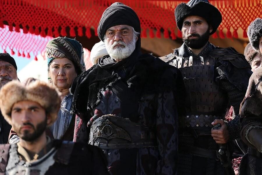 Ertugrul Ghazi Cast Season 1 to 5 | Real life names of Ertugrul Cast and crew 82 Serdar Gökhan as Süleyman Sah 3