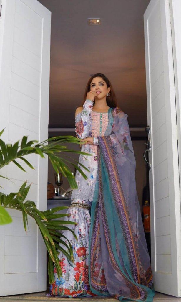 Sonya Hussyn Eid Dress