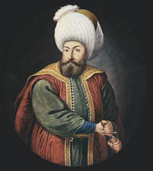 Osman Gazi founder of Ottoman Empire