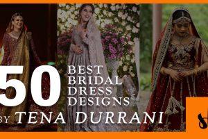 50 Best Pakistani Bridal Dresses by Tena Durrani 61 TENA DURRANI WEDDING DRESSES