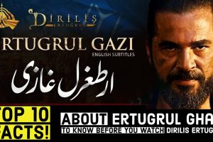Top 10 facts About Ertrugal Gazi