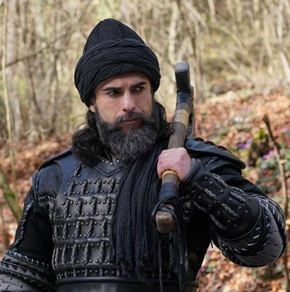 Ertugrul Ghazi Cast Season 1 to 5 | Real life names of Ertugrul Cast and crew 17 Turgut Alp 2 1