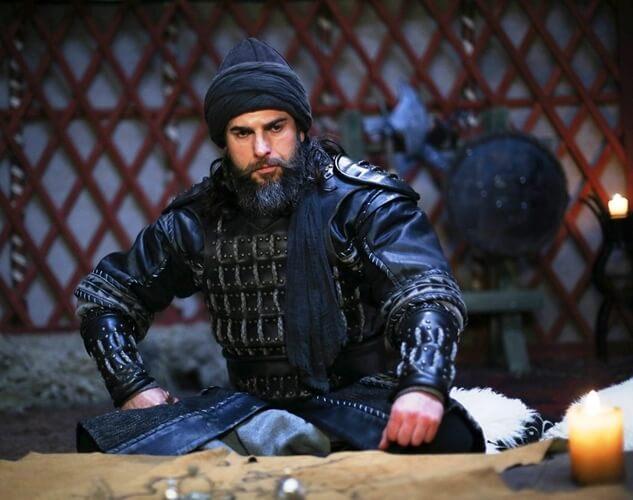 Ertugrul Ghazi Cast Season 1 to 5 | Real life names of Ertugrul Cast and crew 18 Turgut Alp 3 1