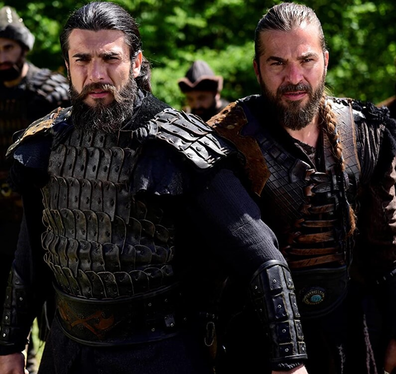 Ertugrul Ghazi Cast Season 1 to 5 | Real life names of Ertugrul Cast and crew 19 Turgut Alp 5 1