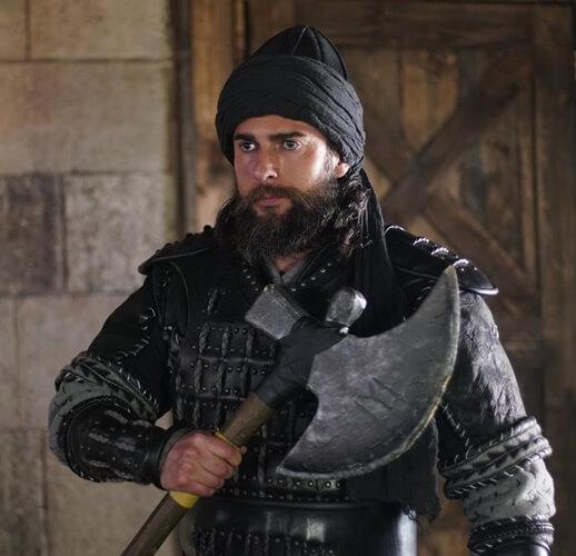 Ertugrul Ghazi Cast Season 1 to 5 | Real life names of Ertugrul Cast and crew 21 Turgut Alp 7 1