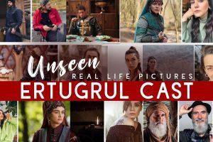 Drama Ertugrul Ghazi Cast