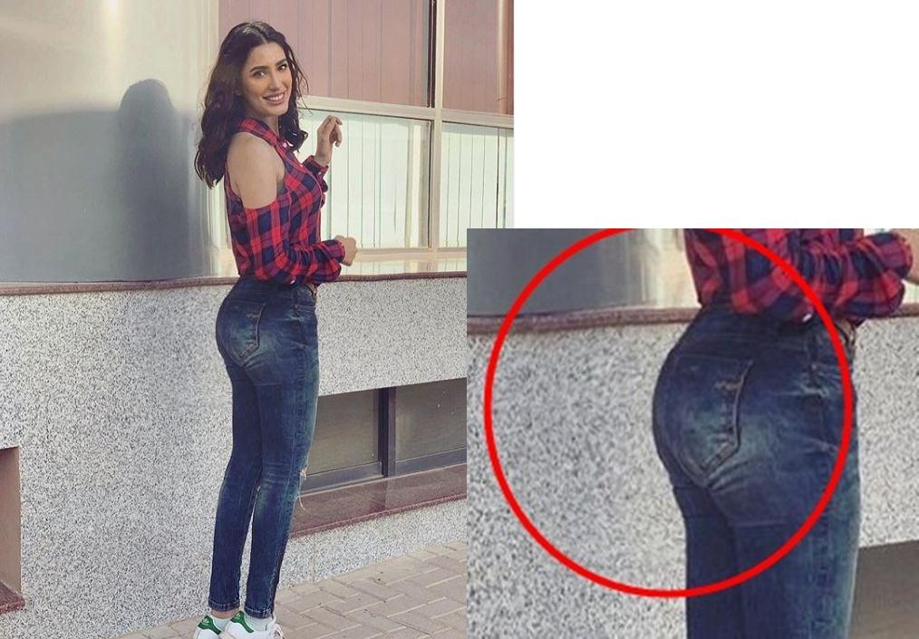 Mehwish Hayat Photoshop Fails