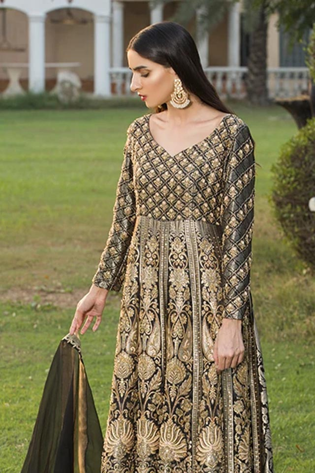 Amazing Mahum Asad Clothing Formal Collection 2020 9 noche 2 min