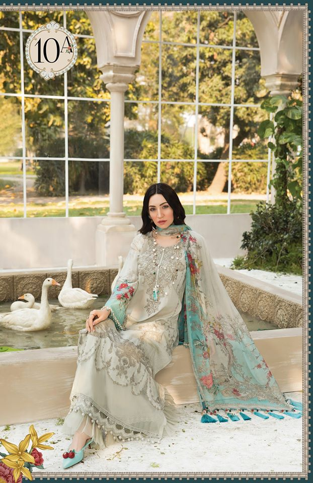 Most Awaited Maria B Lawn Collection 2020 is here 35 10a 1