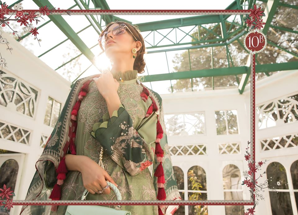 Most Awaited Maria B Lawn Collection 2020 is here 37 10b 1