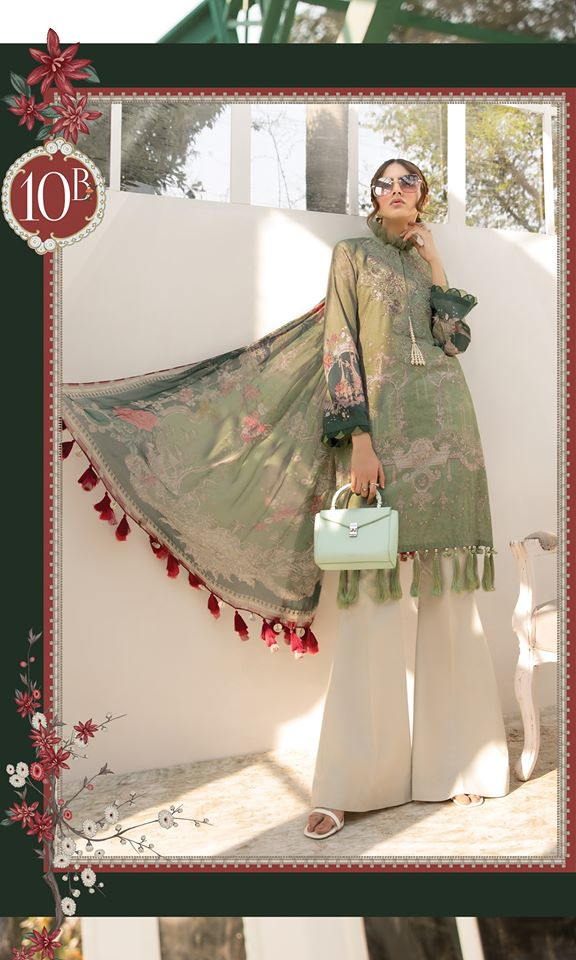 Most Awaited Maria B Lawn Collection 2020 is here 38 10b 2