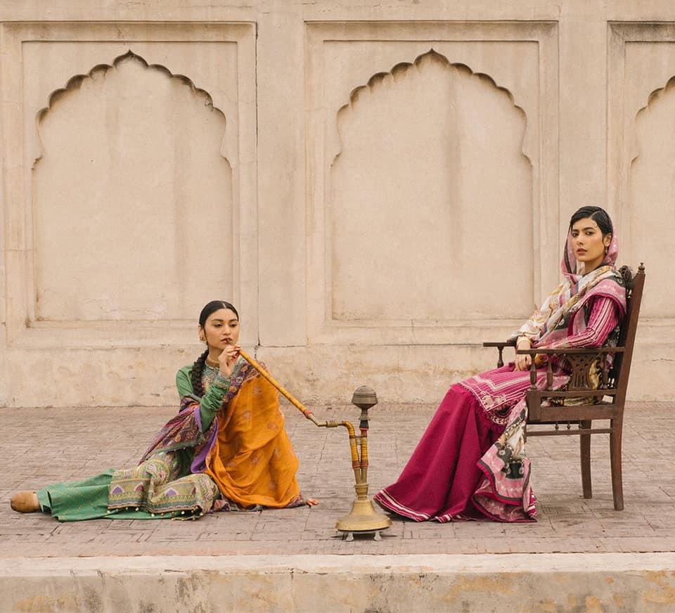 Zara ShahJahan Lawn Collection 2020 9 11A