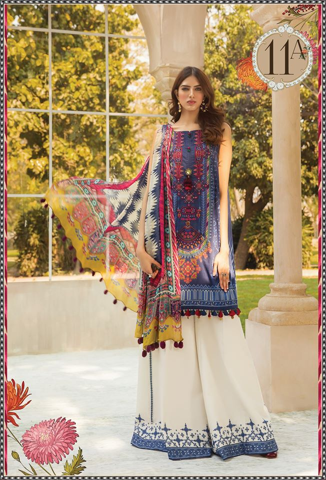 Most Awaited Maria B Lawn Collection 2020 is here 39 11a 1