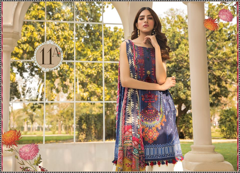 Most Awaited Maria B Lawn Collection 2020 is here 40 11a 2
