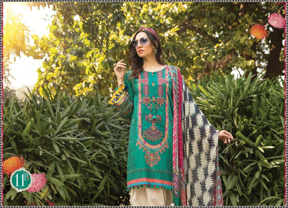 Most Awaited Maria B Lawn Collection 2020 is here 42 11b 1