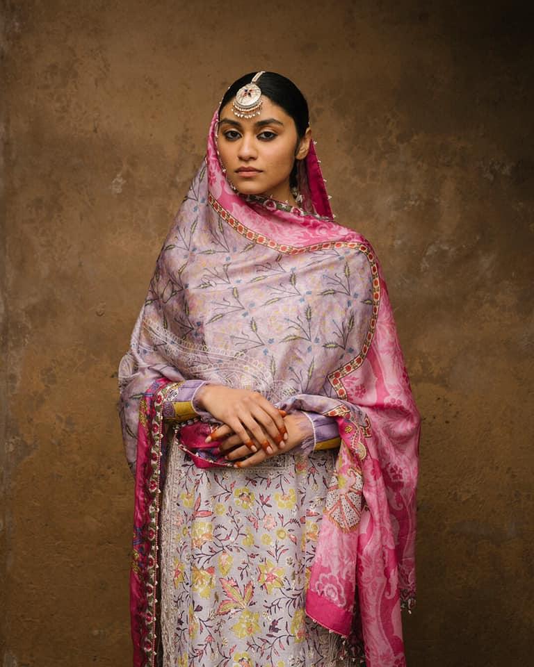 Zara ShahJahan Lawn Collection 2020 4 12