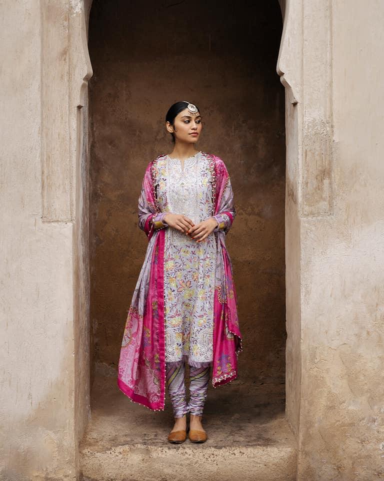 Zara ShahJahan Lawn Collection 2020 6 12B