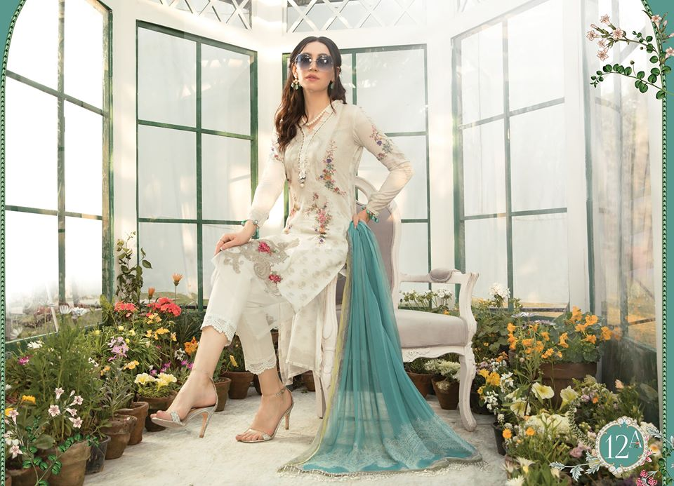 Most Awaited Maria B Lawn Collection 2020 is here 44 12a 2