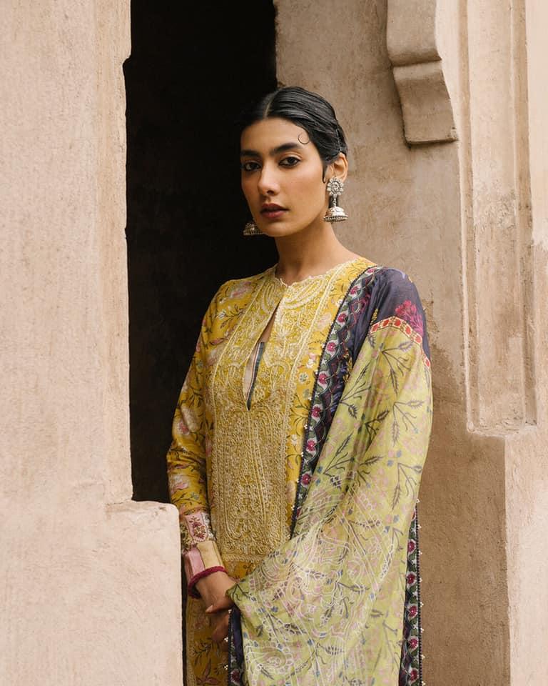 Zara ShahJahan Lawn Collection 2020 3 13B