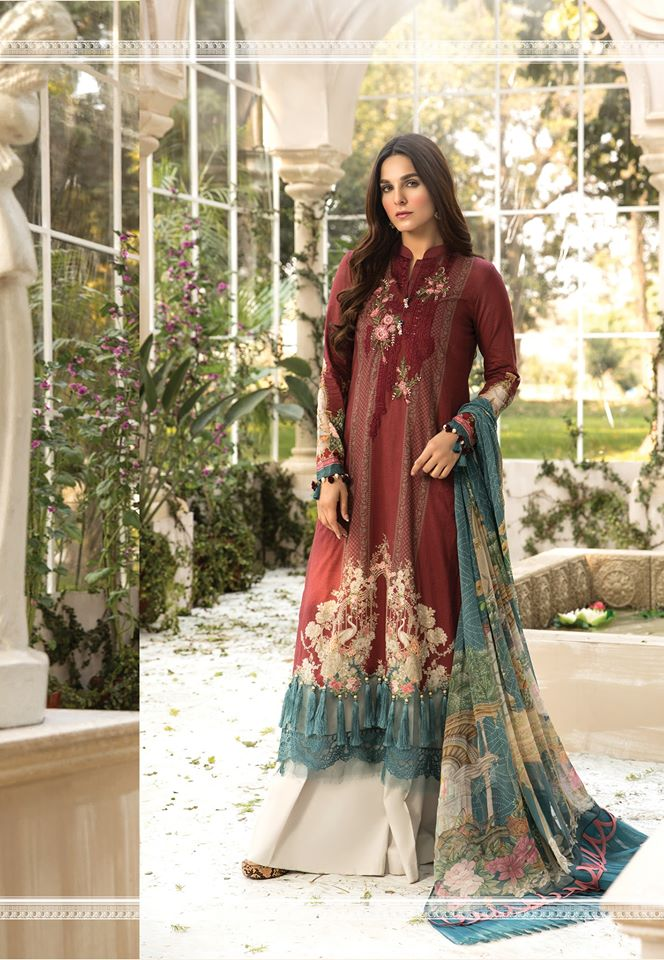 Most Awaited Maria B Lawn Collection 2020 is here