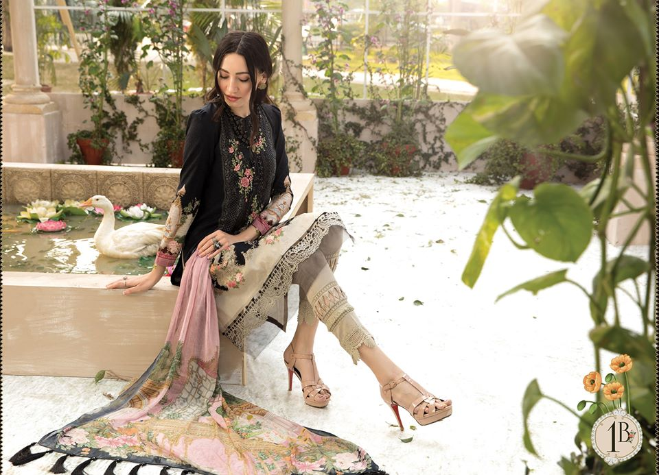 Most Awaited Maria B Lawn Collection 2020 is here 2 1b
