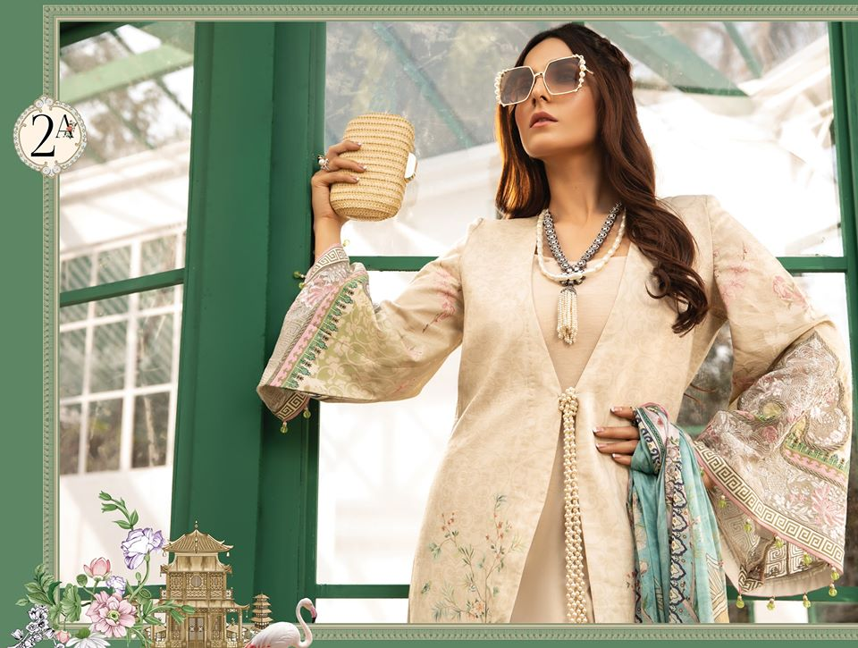 Most Awaited Maria B Lawn Collection 2020 is here 4 2a 1