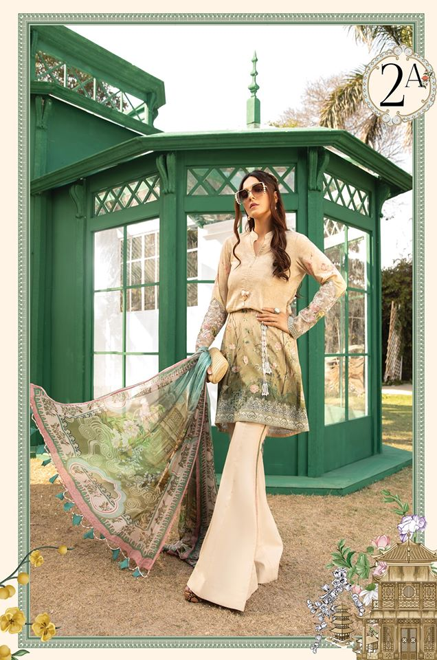 Most Awaited Maria B Lawn Collection 2020 is here 3 2a.