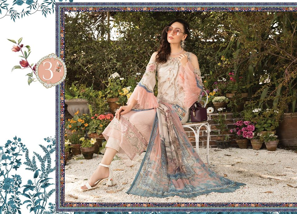 Most Awaited Maria B Lawn Collection 2020 is here 8 3a 2