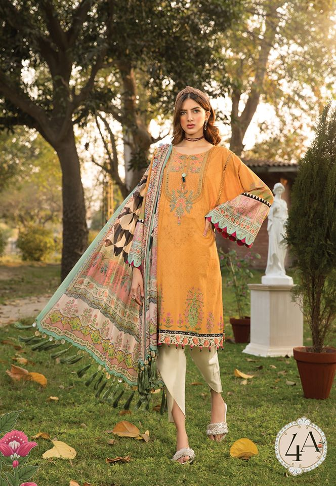 Most Awaited Maria B Lawn Collection 2020 is here 11 4a..4