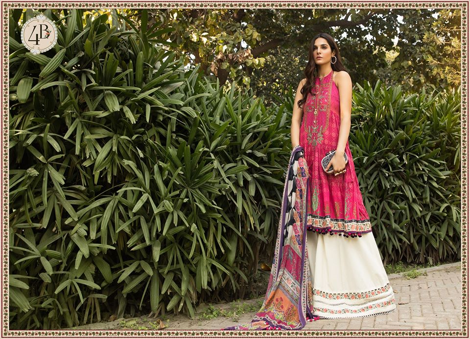 Most Awaited Maria B Lawn Collection 2020 is here 14 4b
