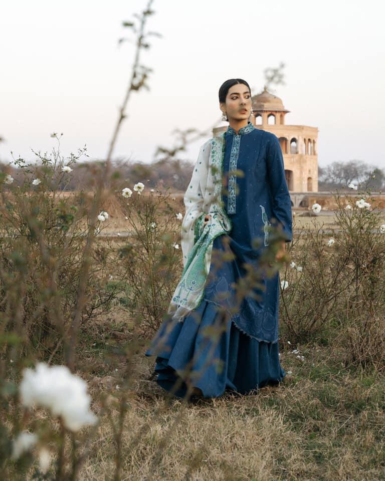 Zara ShahJahan Lawn Collection 2020 23 5B
