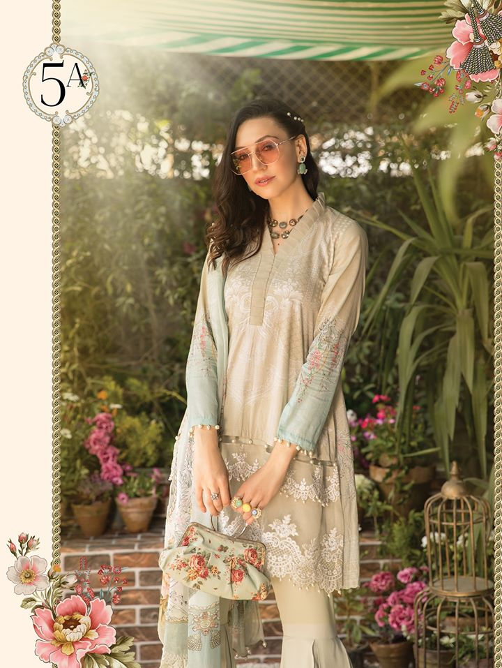 Most Awaited Maria B Lawn Collection 2020 is here 15 5a 1