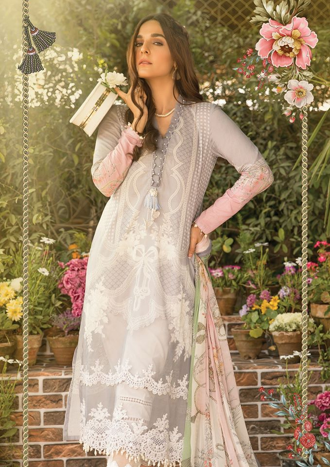 Most Awaited Maria B Lawn Collection 2020 is here 17 5b 1