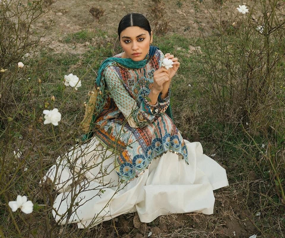 Zara ShahJahan Lawn Collection 2020 20 6B