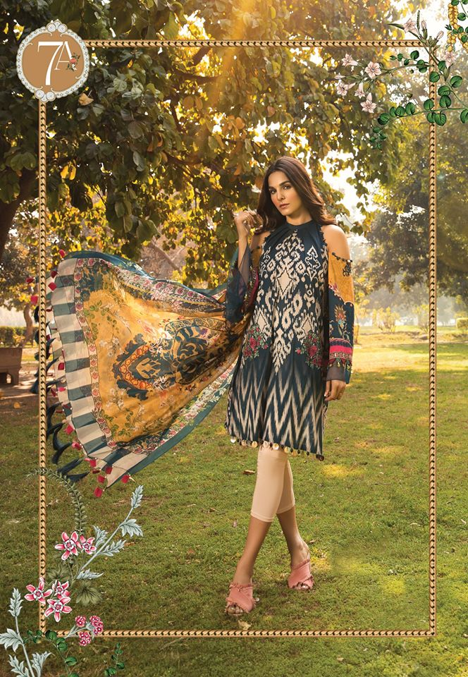 Most Awaited Maria B Lawn Collection 2020 is here 23 7a..