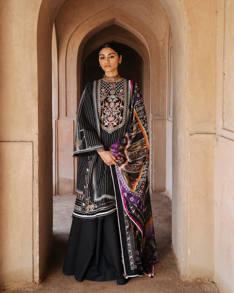 Zara ShahJahan Lawn Collection 2020 16 8