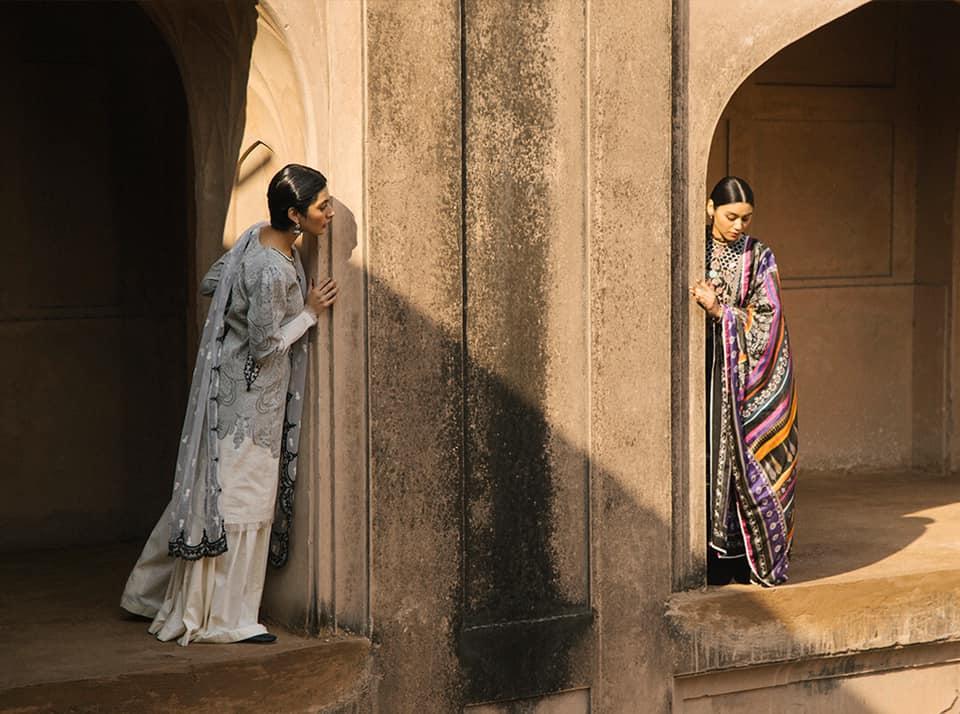 Zara ShahJahan Lawn Collection 2020 17 8A