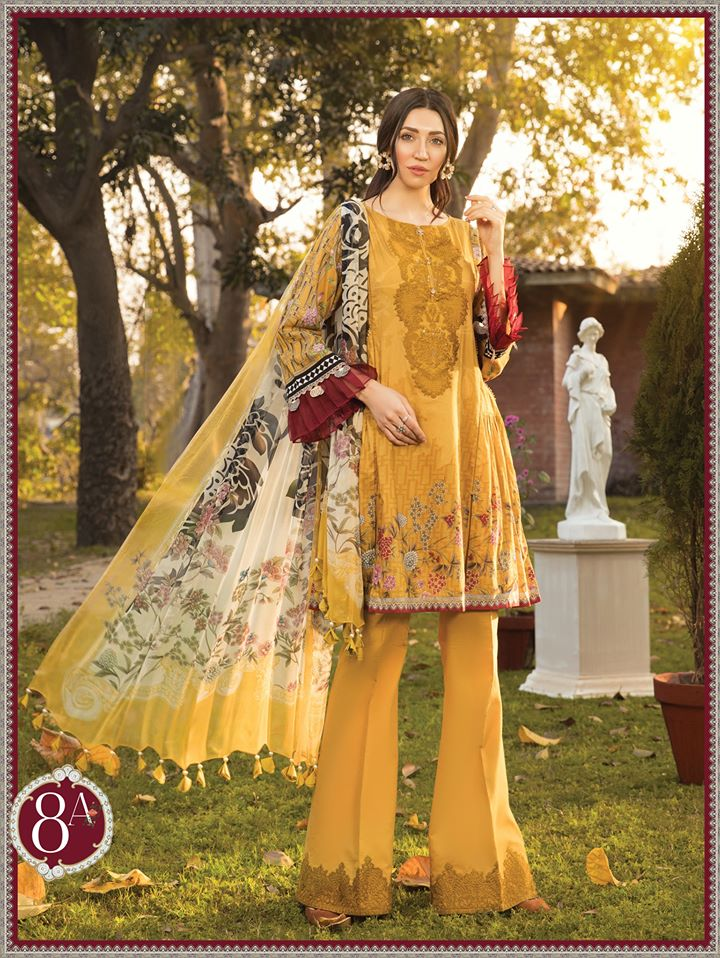 Most Awaited Maria B Lawn Collection 2020 is here 27 8a 1