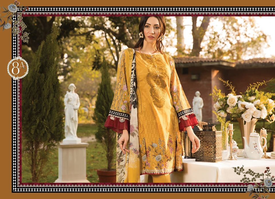 Most Awaited Maria B Lawn Collection 2020 is here 28 8a 2