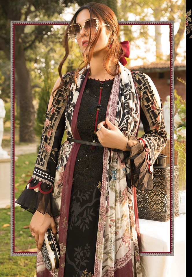 Most Awaited Maria B Lawn Collection 2020 is here 30 8b.